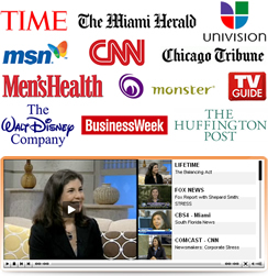Gaby Cora in the News and Media